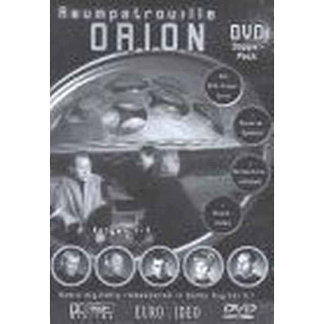 Raumpatrouille Orion - 2 DVDs