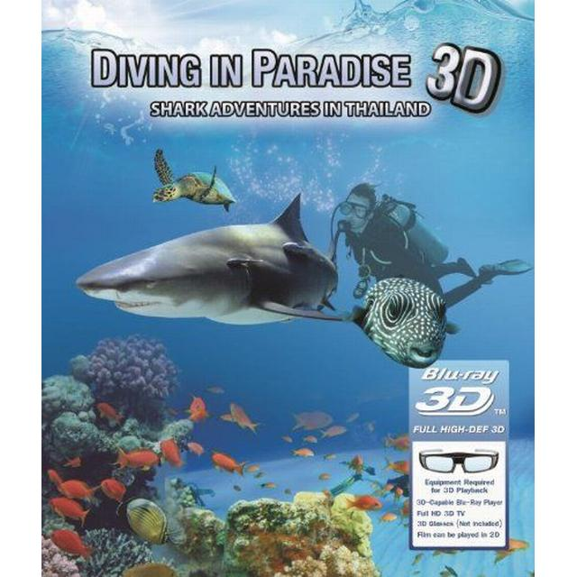 Diving in Paradise-Shark Adventures in Thailand (3D Blu-Ray/2D Compatible)