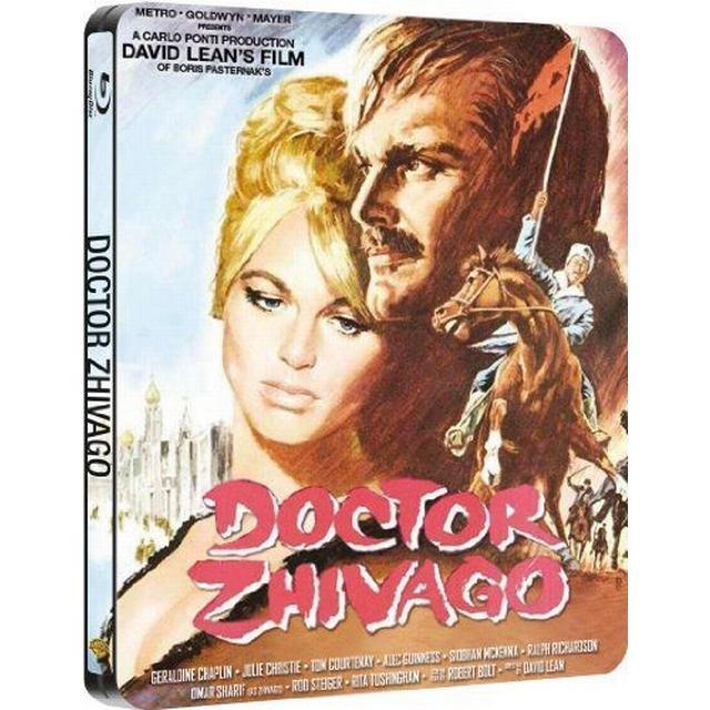 Dr Zhivago Steelbook (Blu-ray + Uv Copy (Blu-Ray)