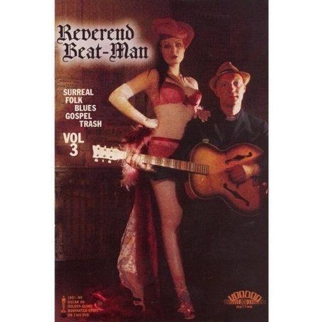 Surreal Folk Blues Gospel Trash Vol (DVD)