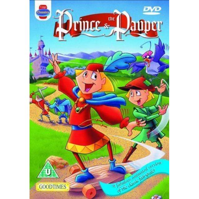 Prince And The Pauper (Animated) (DVD)