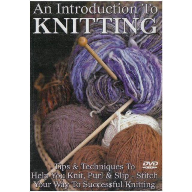 An Introduction To Knitting (DVD)