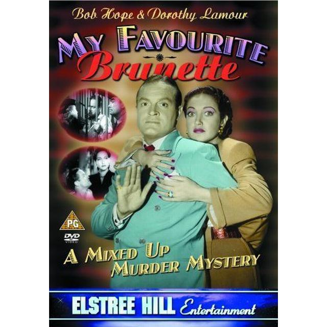 My Favourite Brunette (DVD)