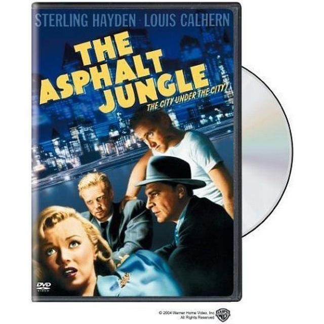 Asphalt jungle (DVD)