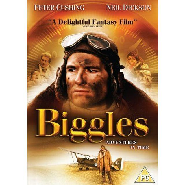 Biggles - Adventures In Time (DVD)