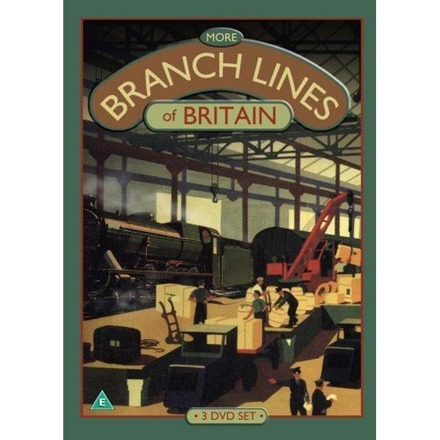 More Branch Lines Of Britain (DVD)