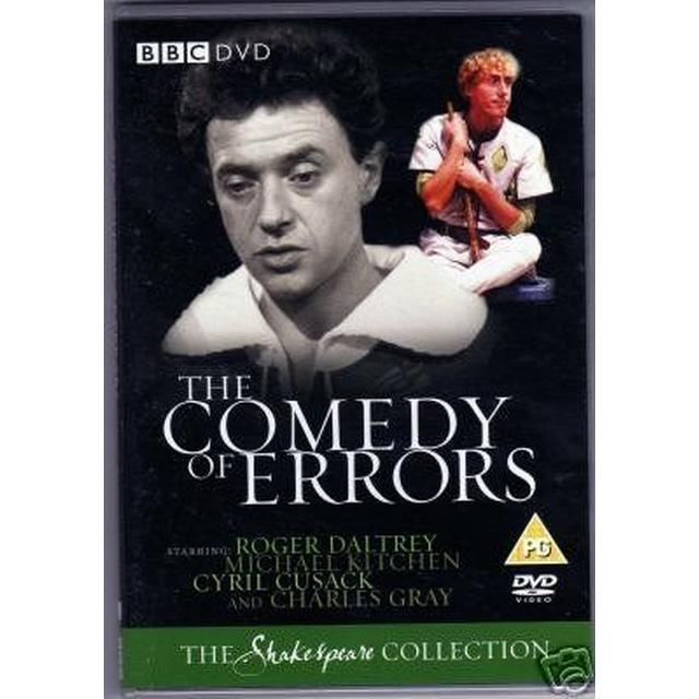 The Comedy of Errors (1983) (DVD)