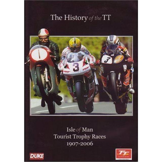 History Of The Tt 1907-2006 (DVD)