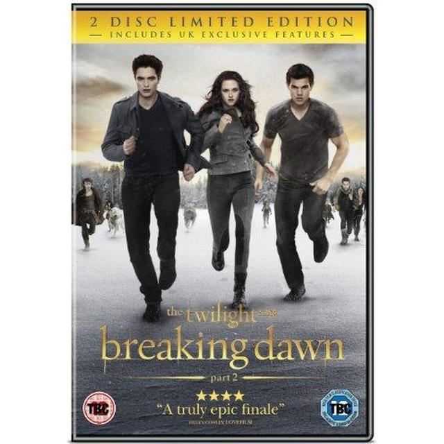Twilight Saga Breaking Dawn - Part 2 (2 Disc Limited Editio (DVD)