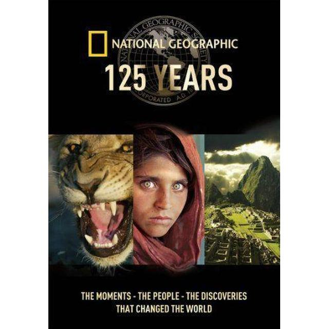 National Geographic 125 Years (DVD)
