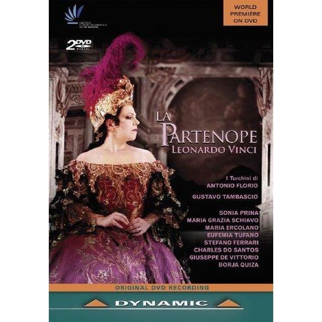 La Partenope (DVD)
