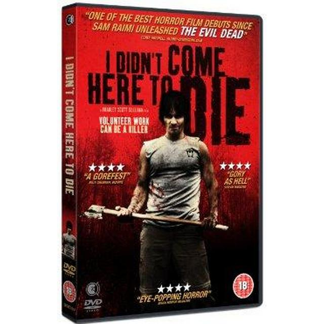 I Didn't Come Here To Die (DVD)