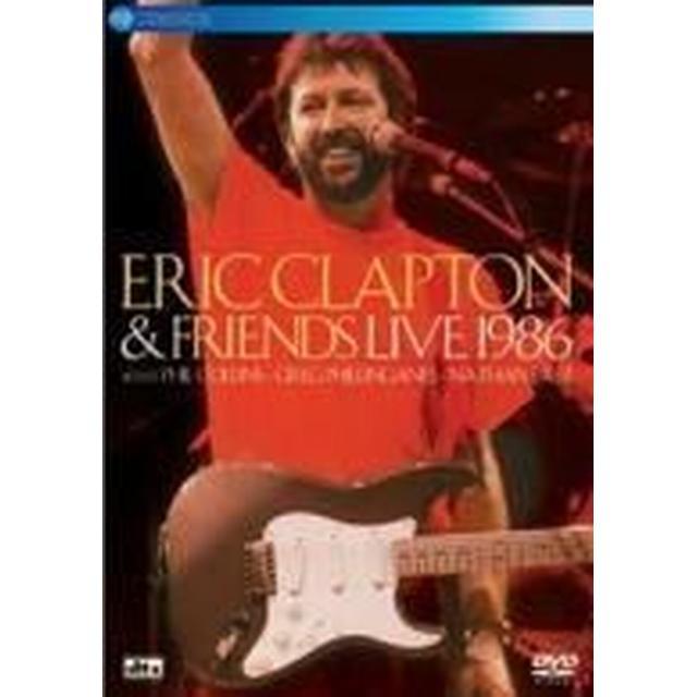 Eric Clapton & Friends - Live 1986 (DVD)
