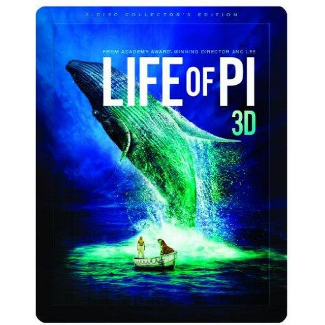 Life Of Pi - Limited Edition Steelbook (Blu-ray 3d + Blu-ray (3D Blu-Ray)