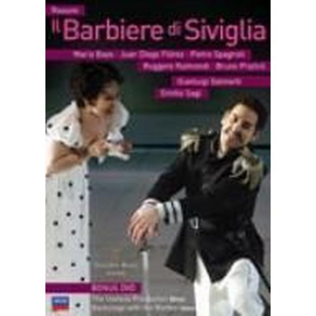 Barberaren I Sevilla + Making Of (DVD)