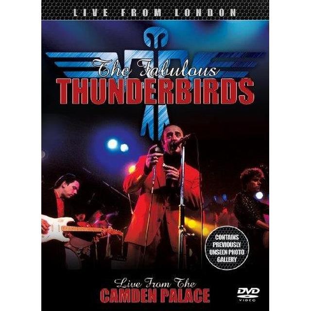 Fabulous Thunderbirds (The - Live From London (Live Recording/