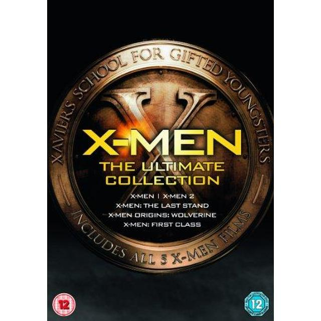 X-men The Ultimate Collection (DVD)