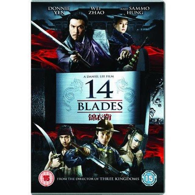 14 blades (DVD 2011)