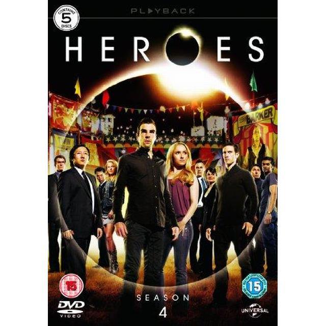 Heroes - Season 4 (DVD)