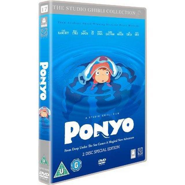 Ponyo (2 Disc Edition (Studio Ghibli Collection (DVD)