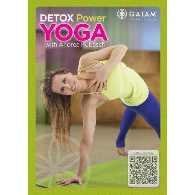 Gaiam Detox Power Yoga (DVD)