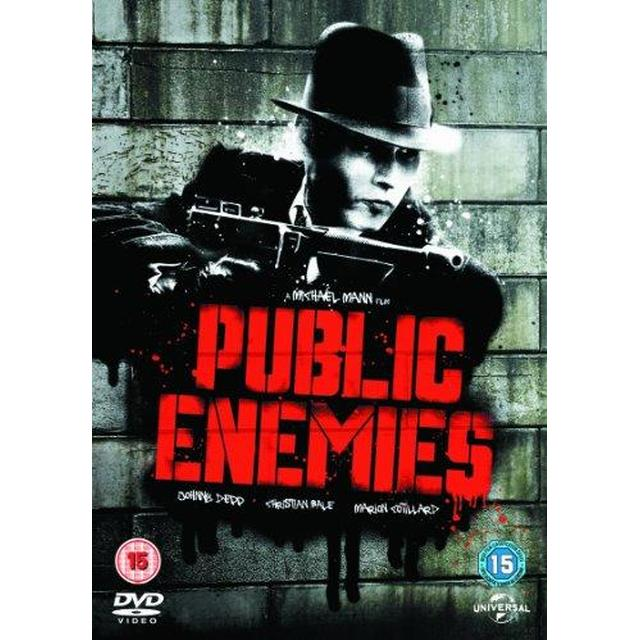 Public Enemies - Screen Outlaws Edition (DVD)