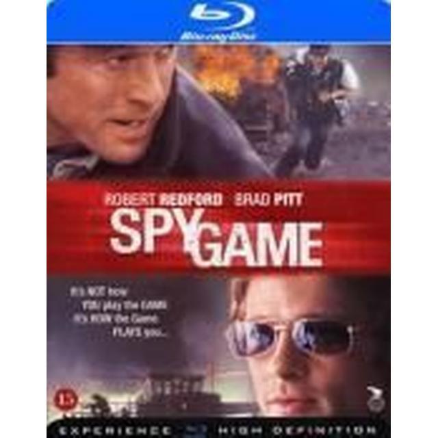 Spy Game (Blu-Ray)