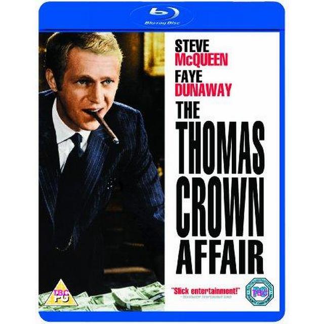 Thomas Crown Affair (1999 (Blu-Ray)