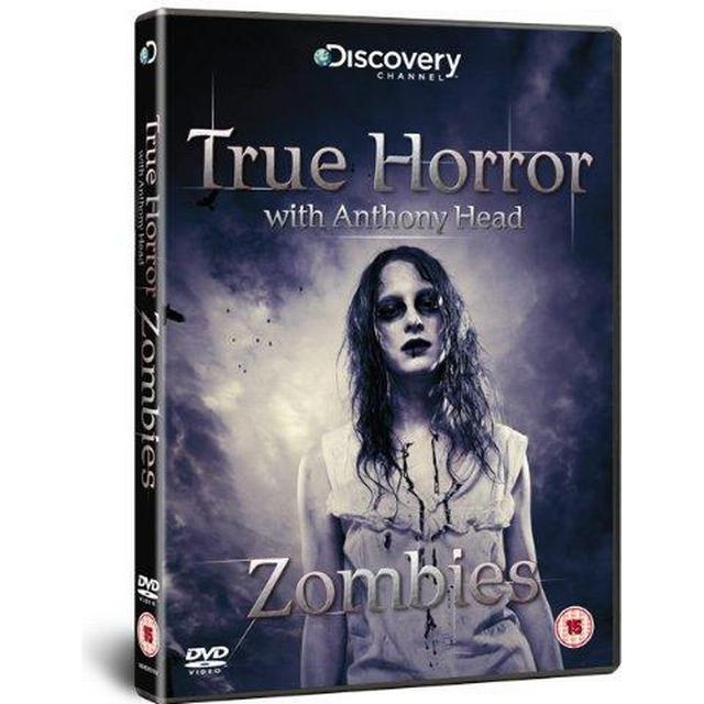 True Horror With Anthony Head Zombies (DVD)