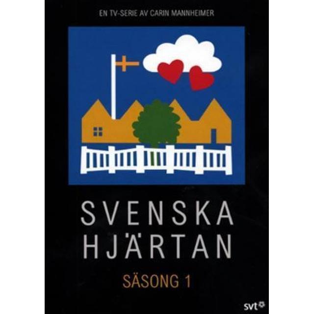 Svenska Hjärtan Säsong 1 (DVD)
