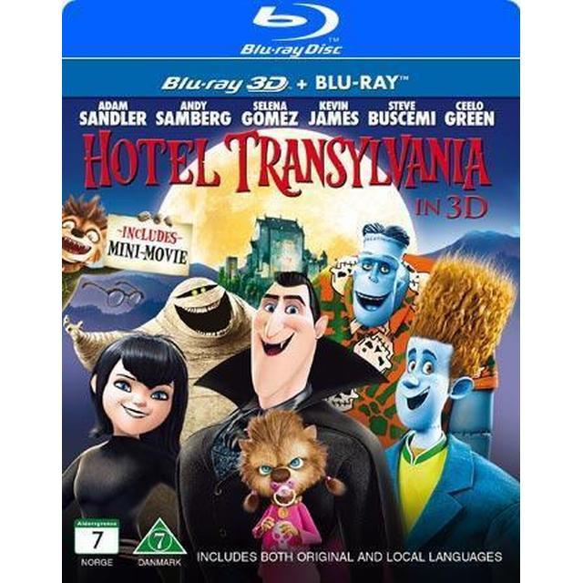 Hotell Transylvanien (3D Blu-Ray 2012)