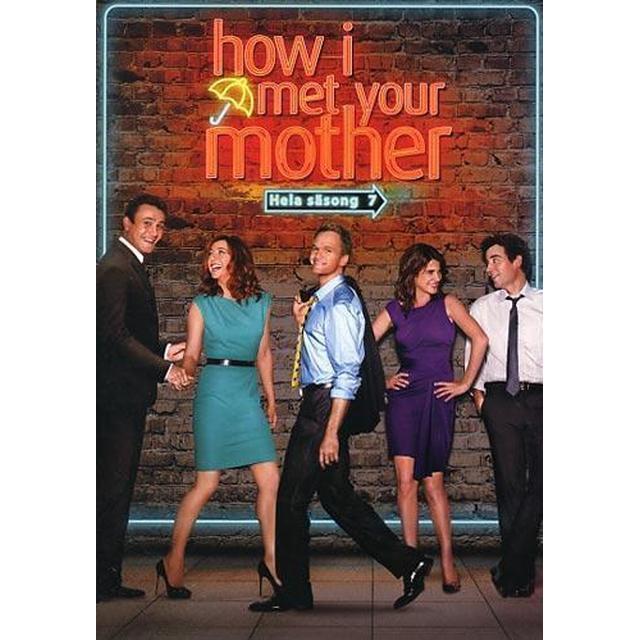 How I met your mother: Säsong 7 (DVD 2012)