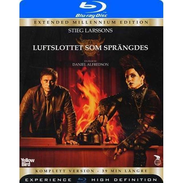 Luftslottet som sprängdes: TV-versionen (Blu-Ray 2009)
