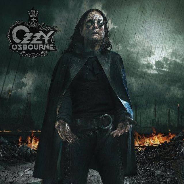 Osbourne Ozzy - Black Rain