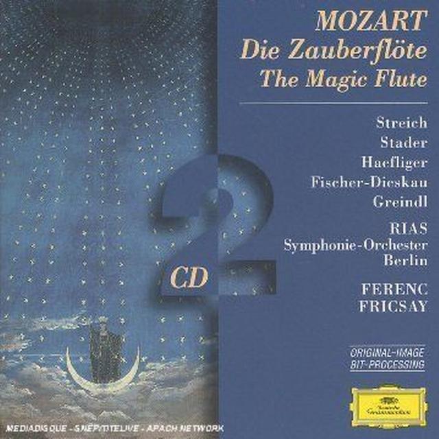 Mozart D - Trollflöjten