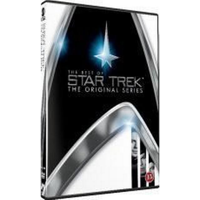 Star Trek Best Of The Original Series (DVD)