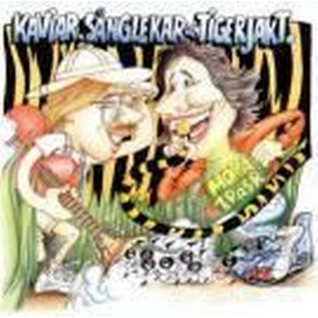 Mora Träsk - Kaviar Sånglekar & Tiger