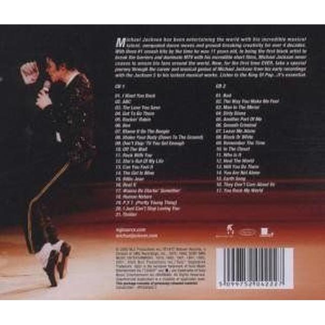 Jackson Michael - Essential Michael Jackson