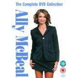 Filmer Ally McBeal - Complete collection (30-disc Box)
