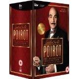 DVD-filmer Agatha Christies Poirot - Series 1-13: The Definitive Collection [DVD]