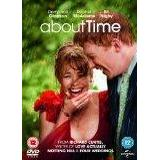 About Time Filmer About Time [DVD] [2013]
