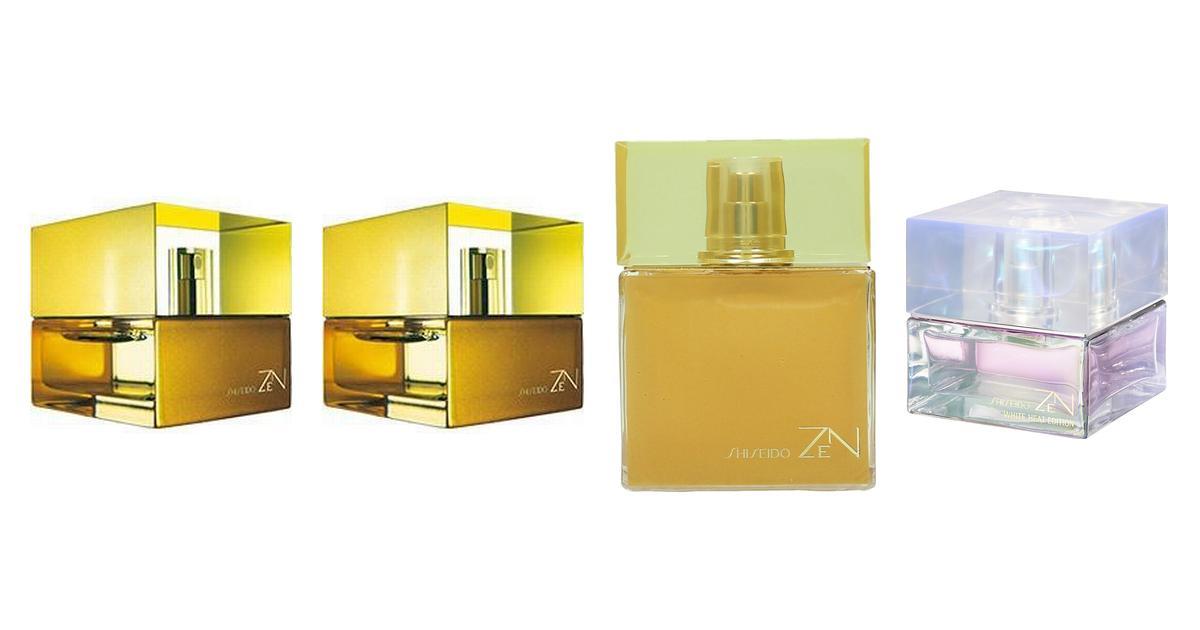 Parfym Damer Zen Shiseido EDP 50 ml