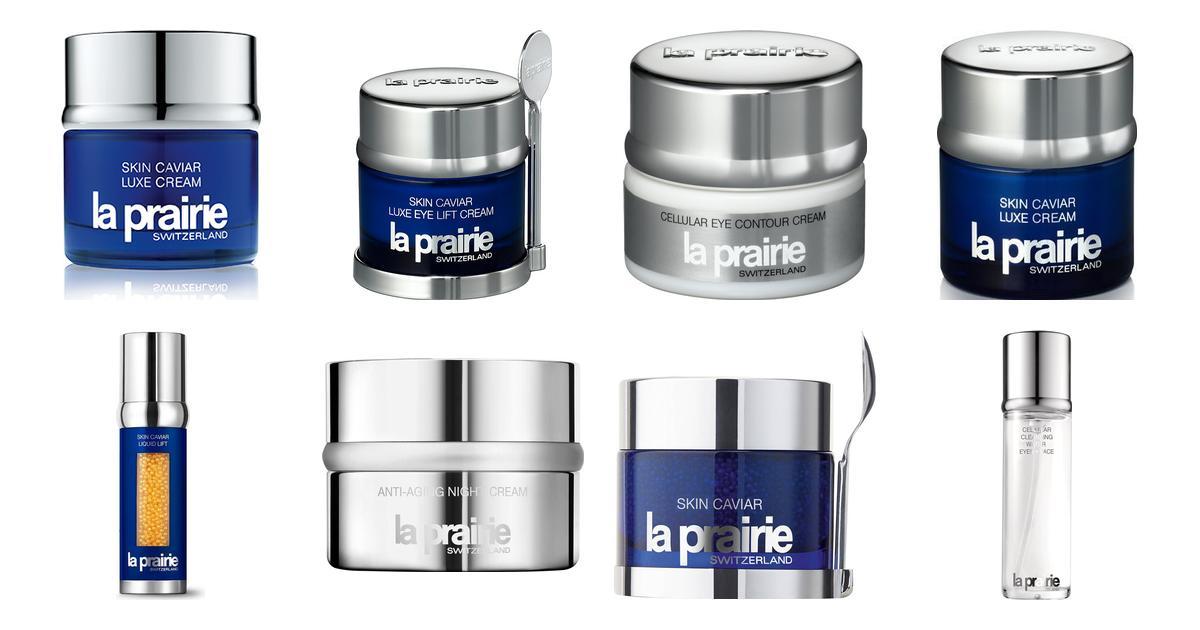 La Prairie Hudvård (200+ produkter) hos PriceRunner • Se