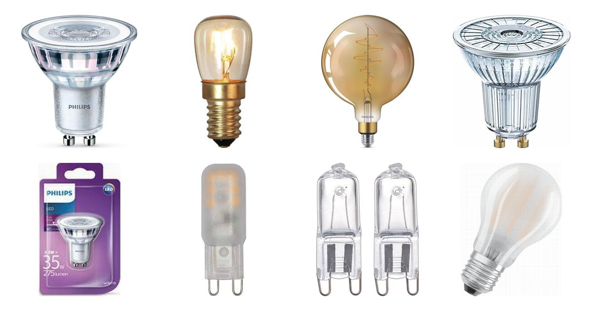 Philips 8cm LED Lamp 2.2W E14 • Se pris (12 butiker) hos