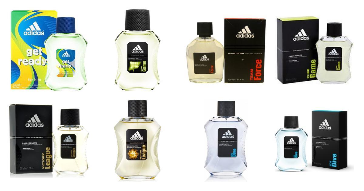 Adidas Get Ready! for Him EdT 100ml • Se priser (16 butiker) »