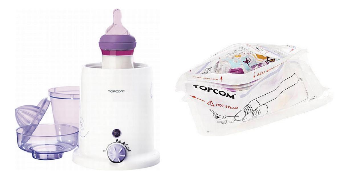 Topcom Barn & Babytillbehör (16 produkter) hos PriceRunner