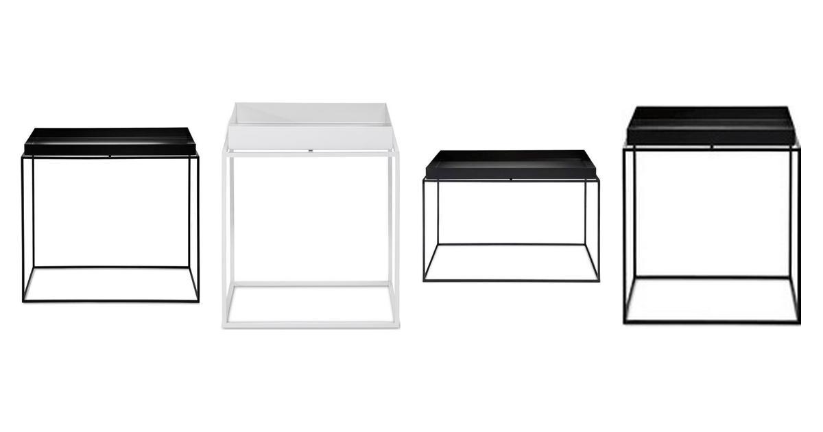 Hay tray table medium multifunktionellt soffbord