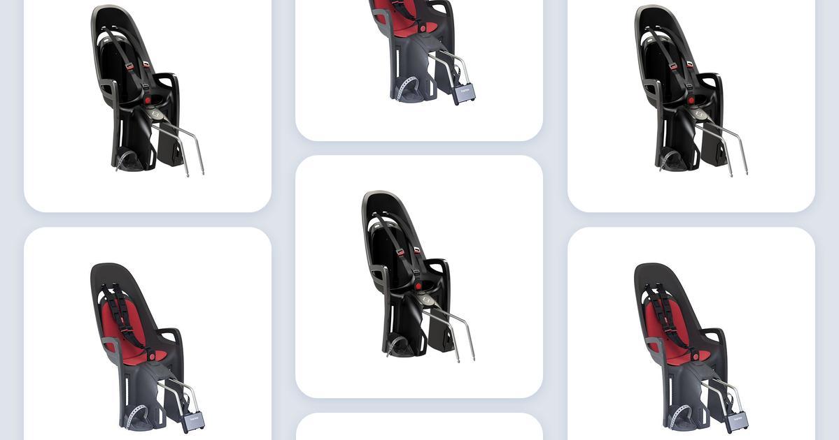 Grey HAMAX Unisex Baby Zenith Relax Child Seat 1 Size