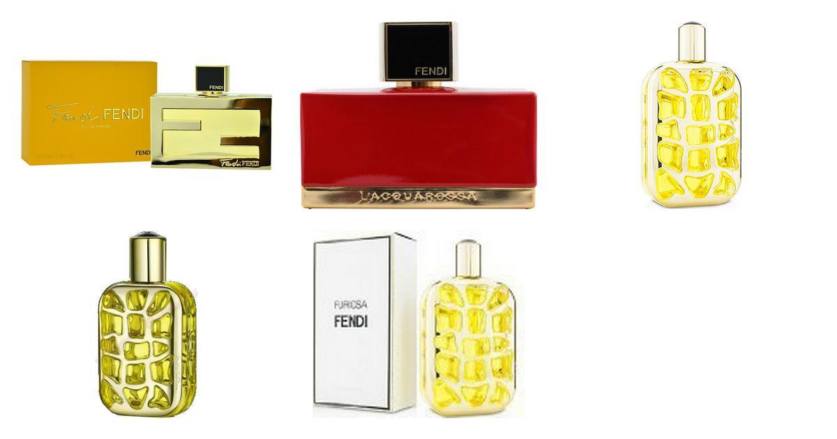 Fendi Furiosa Eau de Parfum Spray 50ml Parfym