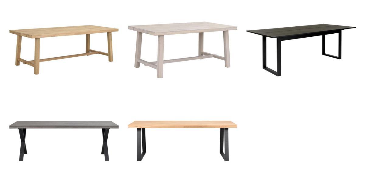 Brooklyn matbord 170 Severins Möbler